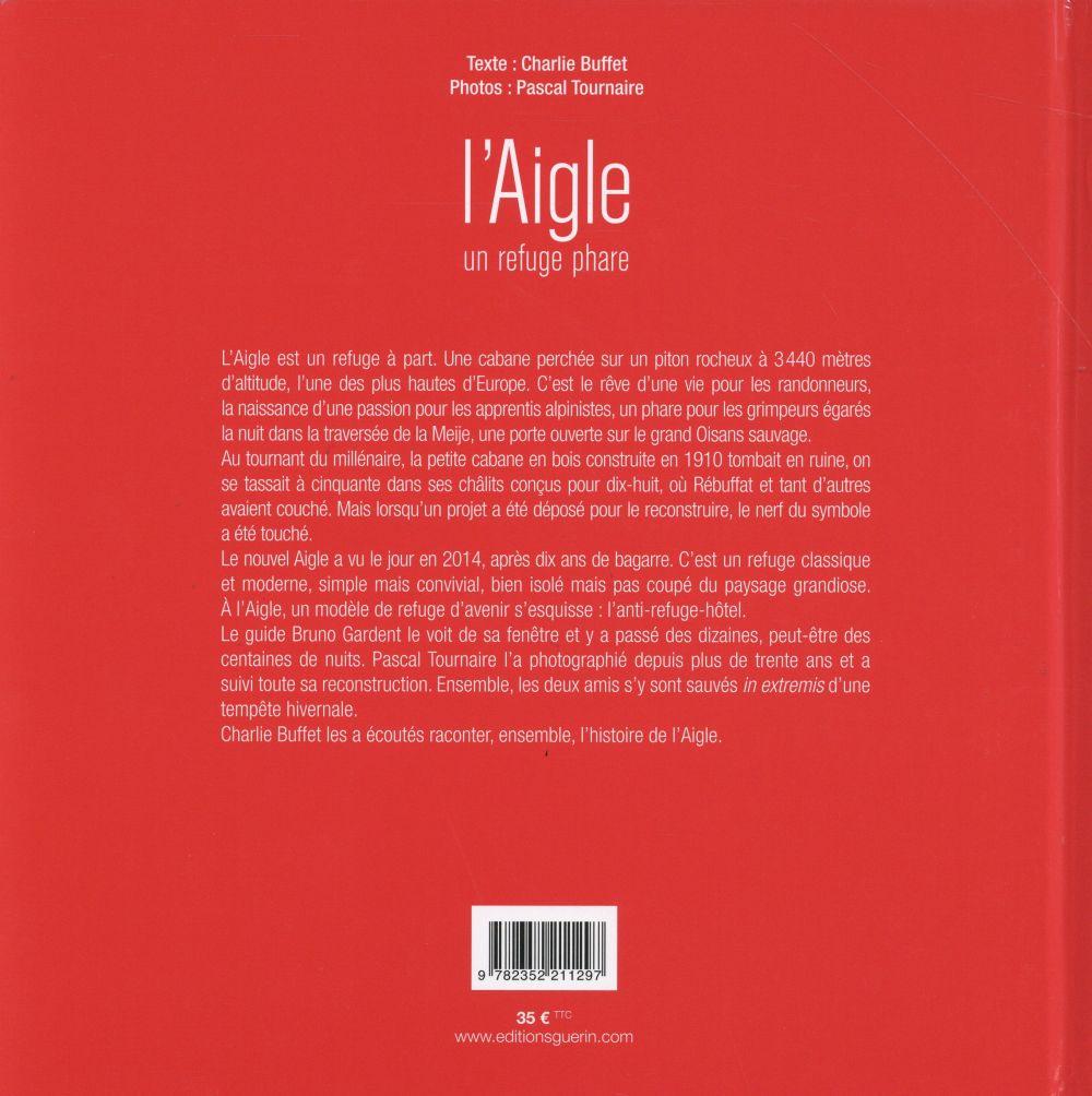 L'aigle, un refuge phare
