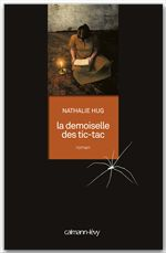Vente EBooks : La Demoiselle des Tic-Tac  - Nathalie Hug