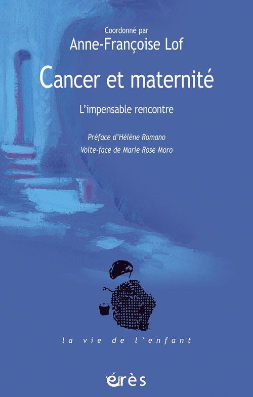 Cancer et maternité