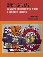 Vente Livre Numérique : Esprit, es-tu là?  - Clermont Gauthier - GAUTHIER - Anthony Cerqua - Cerqua - Paul Schotsmans