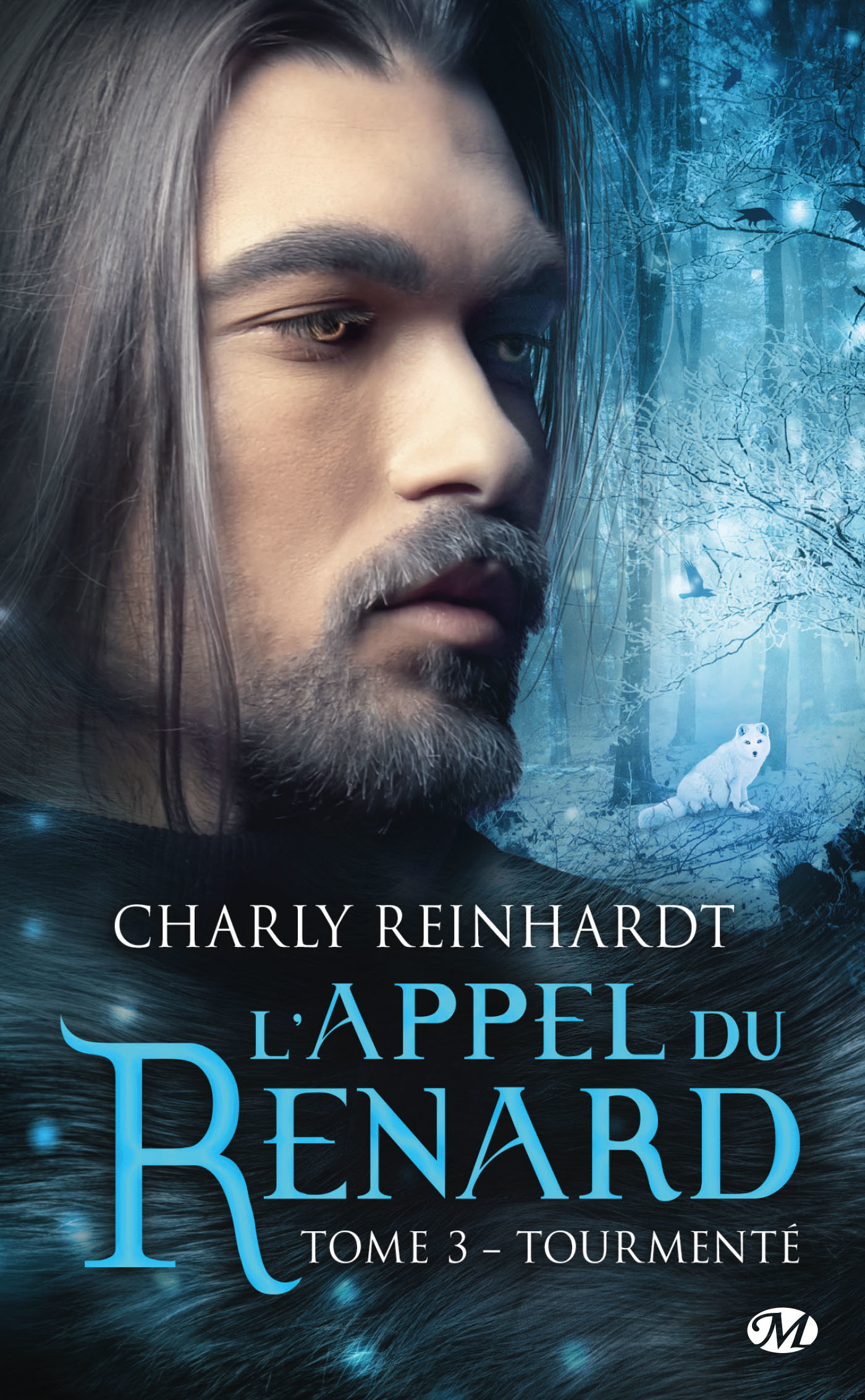 Tourmenté  - Charly Reinhardt