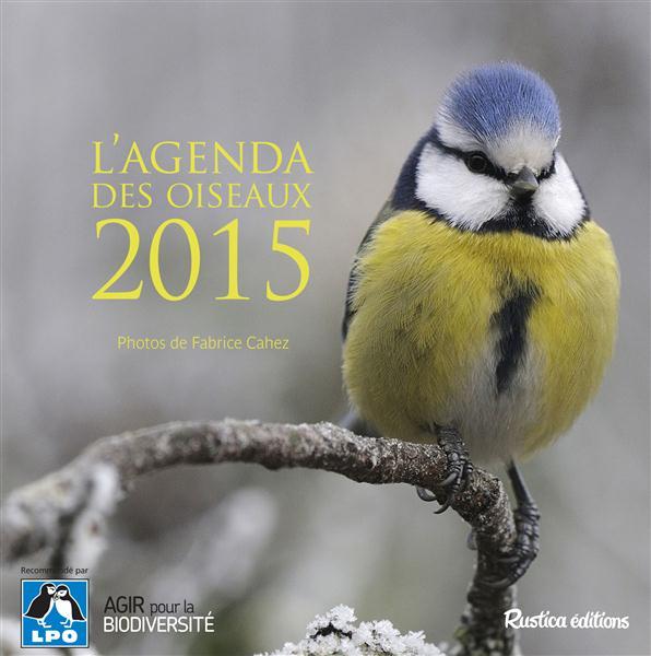 L'agenda des oiseaux 2015