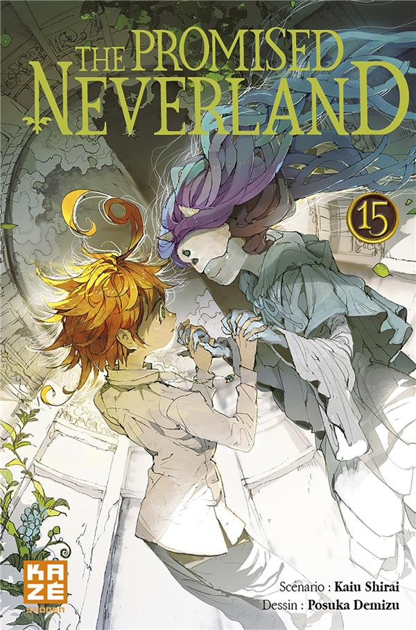 The Promised Neverland T.15