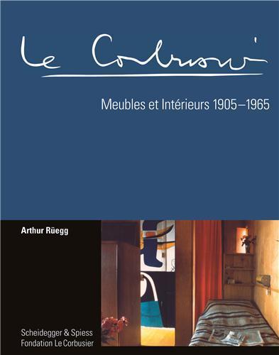 Le Corbusier Meubles Et Interieurs