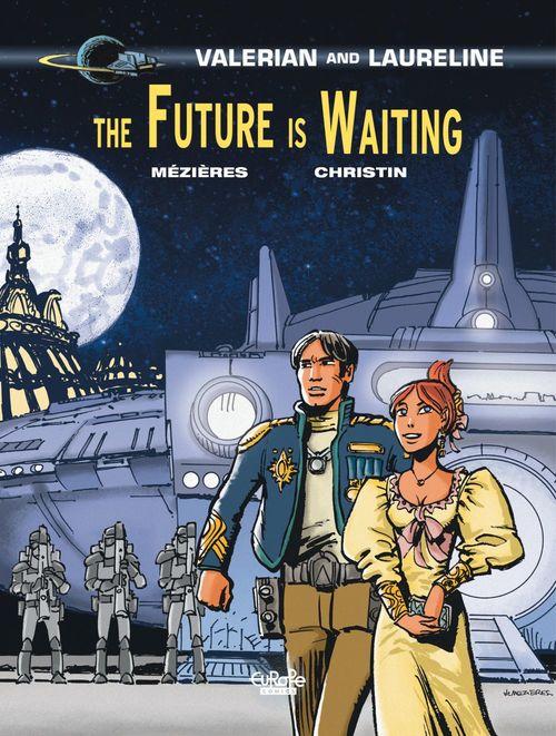 Valerian - Volume 23 - The Future is Waiting