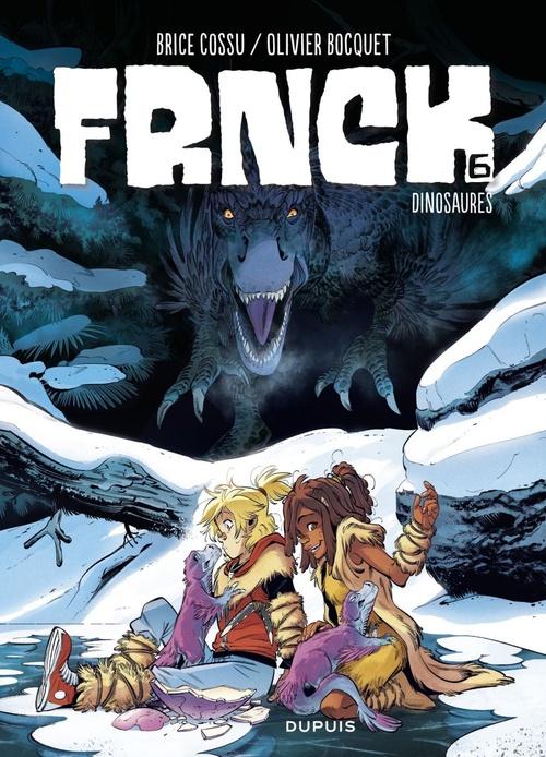 Frnck T.6 ; dinosaures