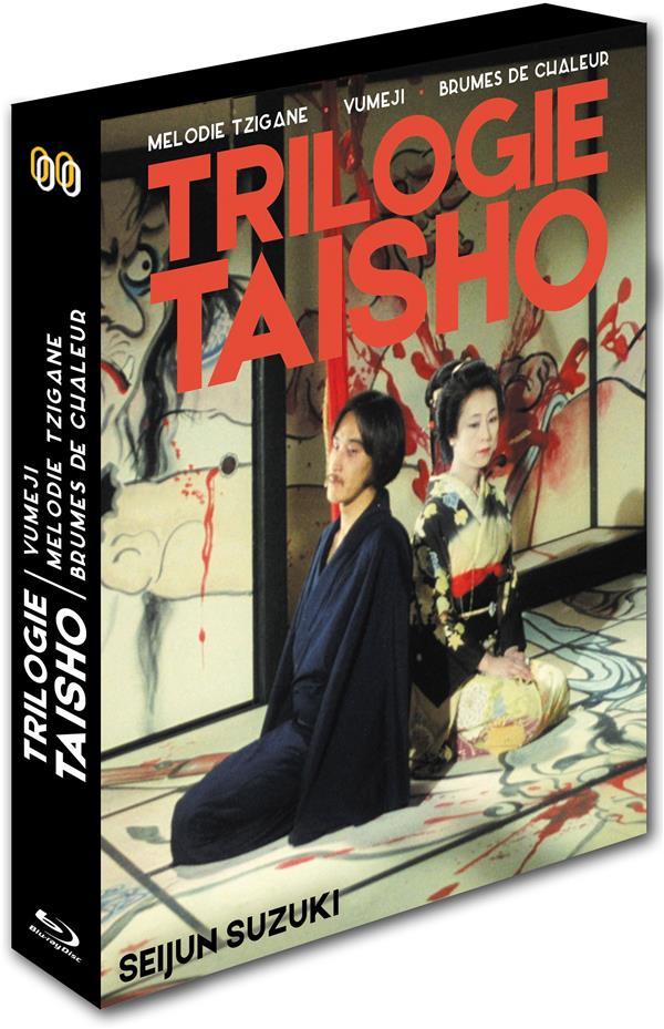 Trilogie de Taisho : Brumes de chaleur + Yumeji + Mélodie Tzigane