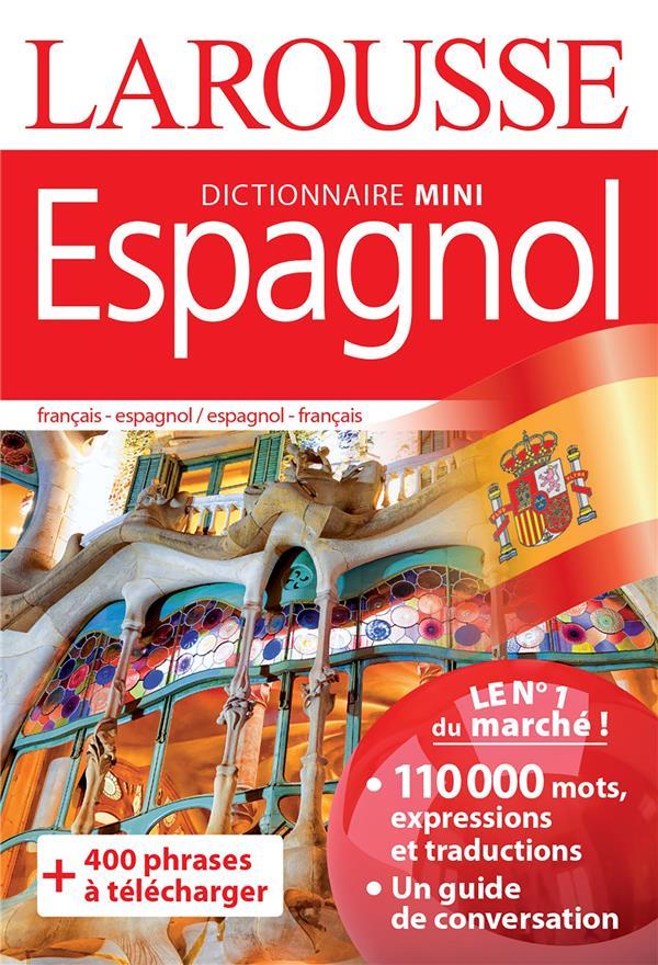 Dictionnaire mini espagnol