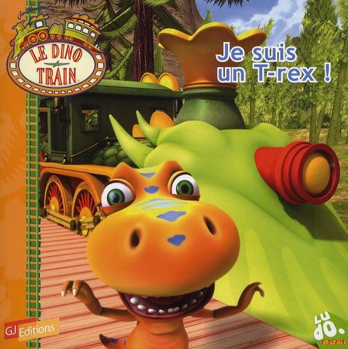 Je suis un T-rex !