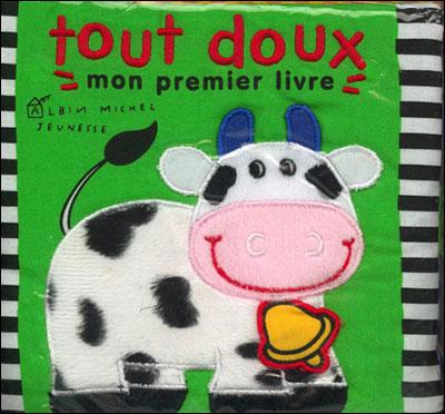 TOUT DOUX  -  MON PREMIER LIVRE ANONYME