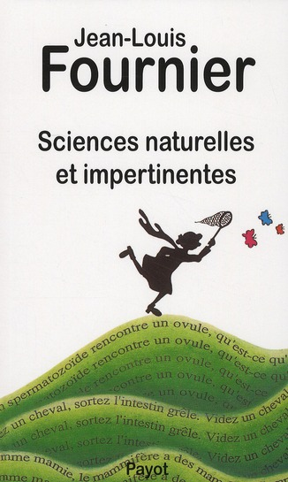 Sciences Naturelles Et Impertinentes