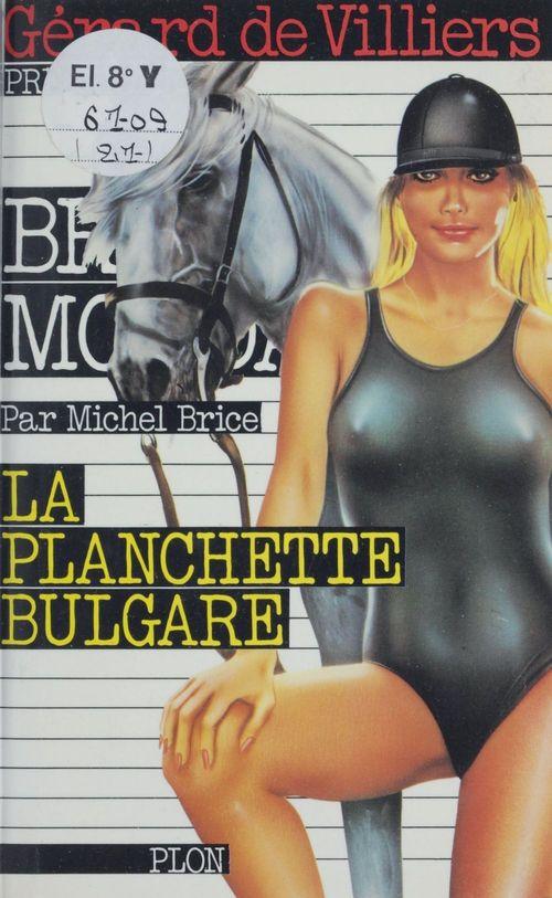 Planchette bulgare