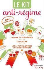 Vente Livre Numérique : 3 romances 100 % gourmandises  - Léonore Darcy - Jenny Parker - Louisa Méonis