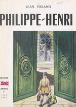 Philippe-Henri  - Jean Erland