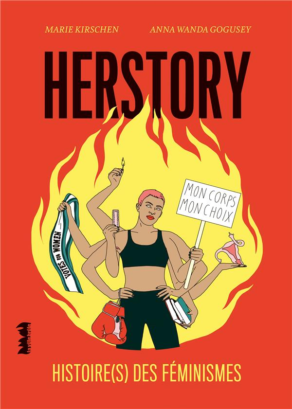 Herstory ; histoire(s) des feminismes