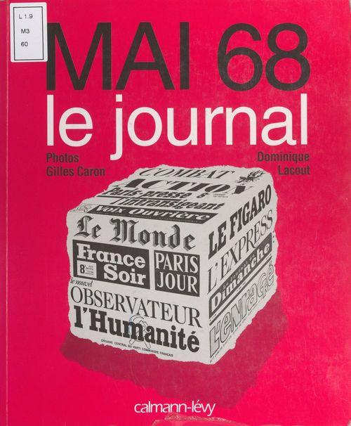 Mai 68 : le journal