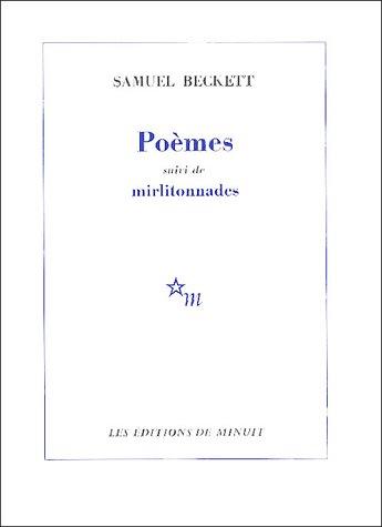 POEMES - [MIRLITONNADES]