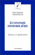 Economie immobiliere : analyses et applications