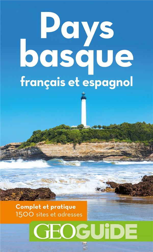 GEOguide ; Pays basque français et espagnol (édition 2020)