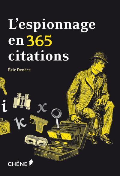 L'espionnage en 365 citations