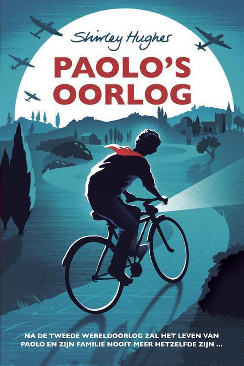 Paolo's oorlog - Shirley Hughes - ebook