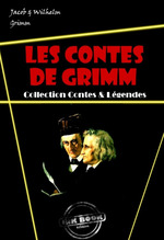 Vente EBooks : Les contes de Grimm (avec illustrations)  - Jacob Grimm - Wilhelm Grimm