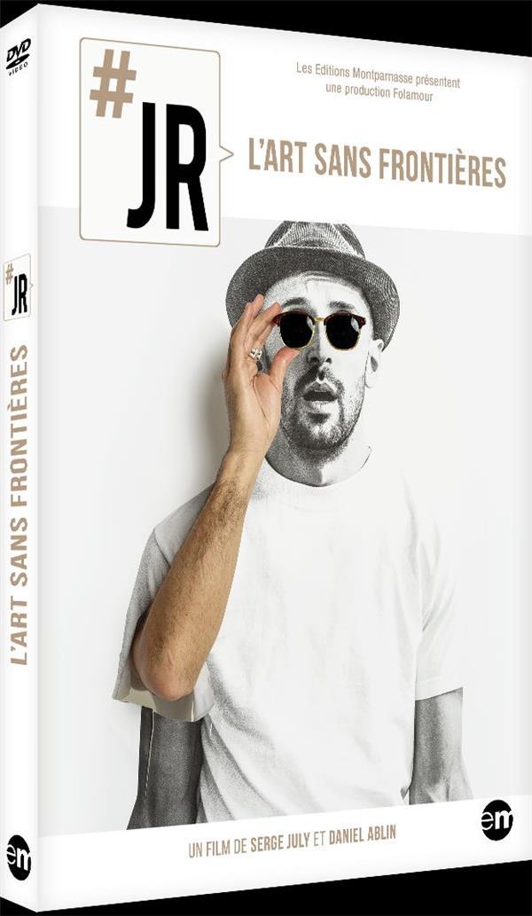 #JR, l'art sans frontières