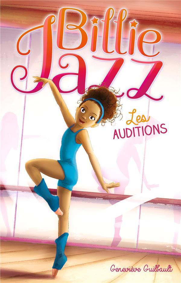 Billie Jazz T.1 ; les auditions