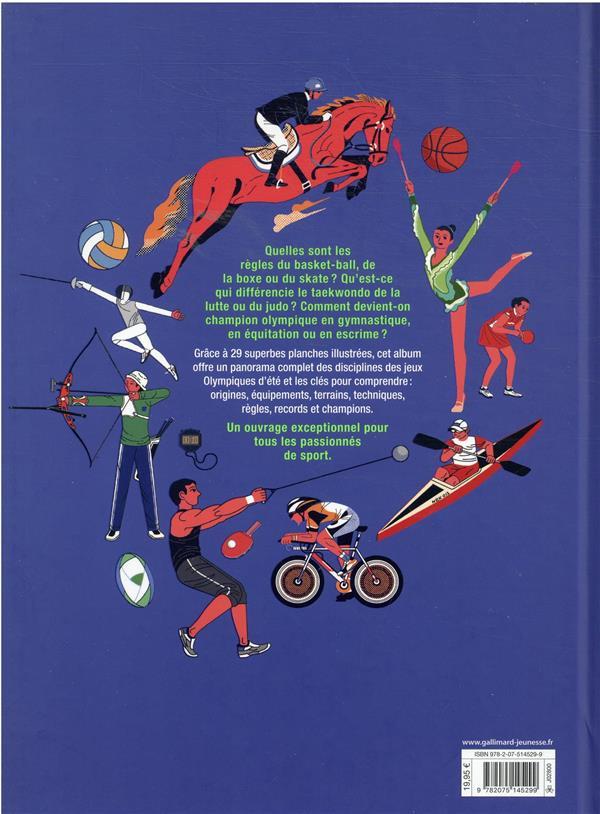 Le grand livre des sports