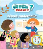 Vente Livre Numérique : L'école maternelle - Questions/Réponses  - Cécile Jugla