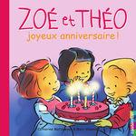 Vente EBooks : Zoé et Théo - Joyeux anniversaire ! (T8)  - Catherine Metzmeyer - Marc Vanenis