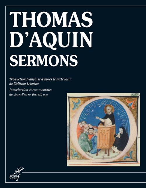 Thomas d'aquin - sermons