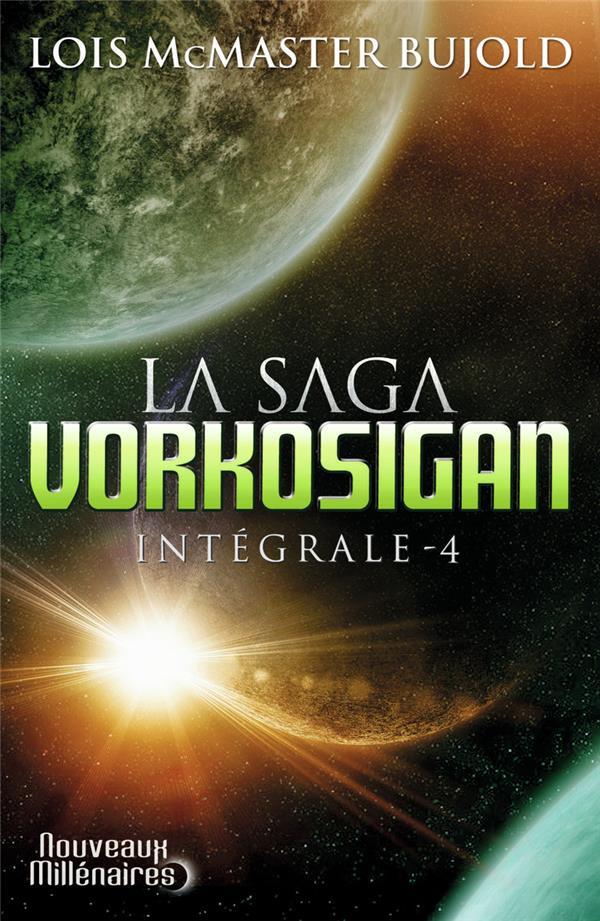 La saga Vorkosigan ; INTEGRALE VOL.4 ; T.12 ET T.13