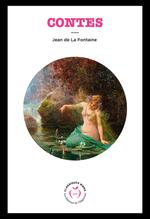 Contes  - Jean de la Fontaine - Jean de La Fontaine - Jean de La fontaine - Jean (de) La Fontaine - Jean de LA FONTAINE - Jean De La Fontaine