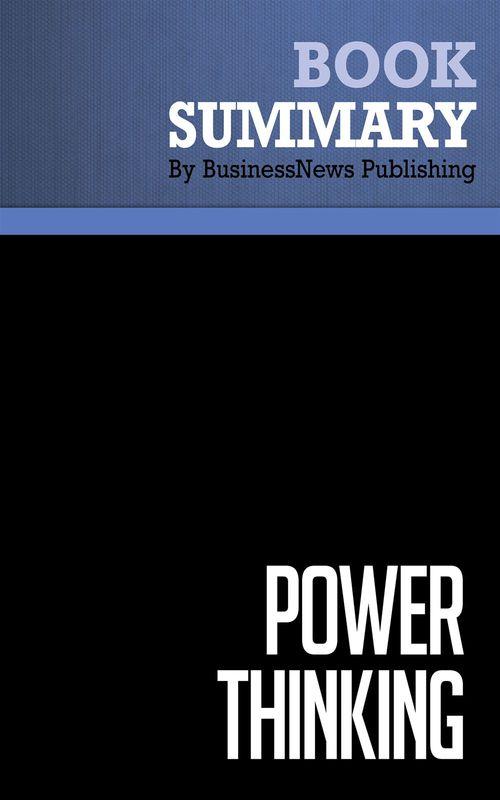Summary: Power Thinking