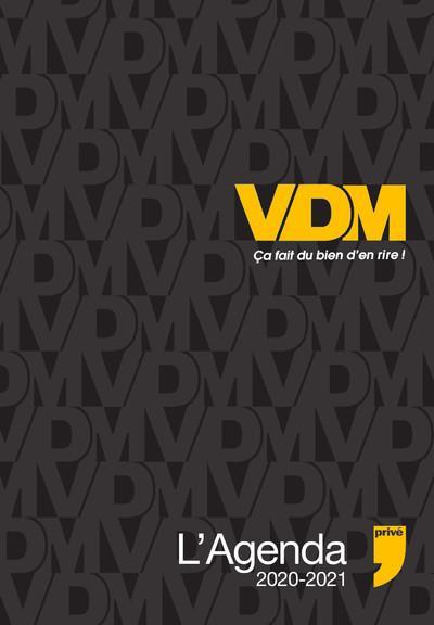 L'agenda VDM (édition 2020/2021)