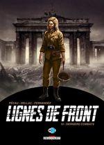 Vente Livre Numérique : Lignes de Front T10  - Benoit Dellac