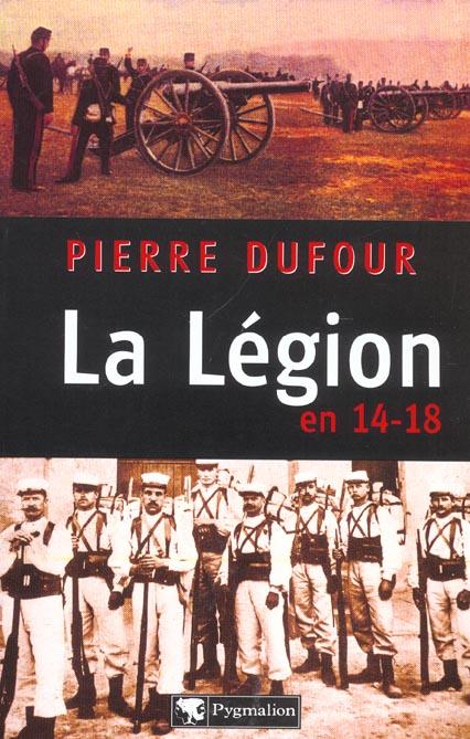 La  legion en 14-18