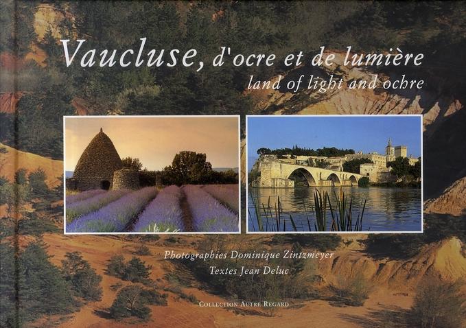 vaucluse, d'ocre et de lumière