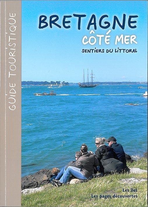 Côtes bretonnes ; sentier du littoral