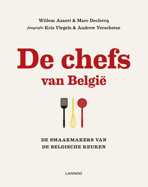 De chefs van België - deel 2 (E-boek)