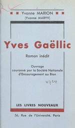 Yves Gaëllic