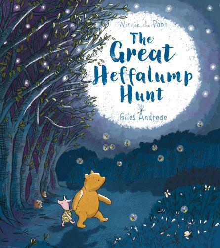 THE GREAT HEFFALUMP HUNT - WINNIE-THE-POOH