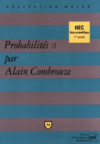 Les Probabilites 1
