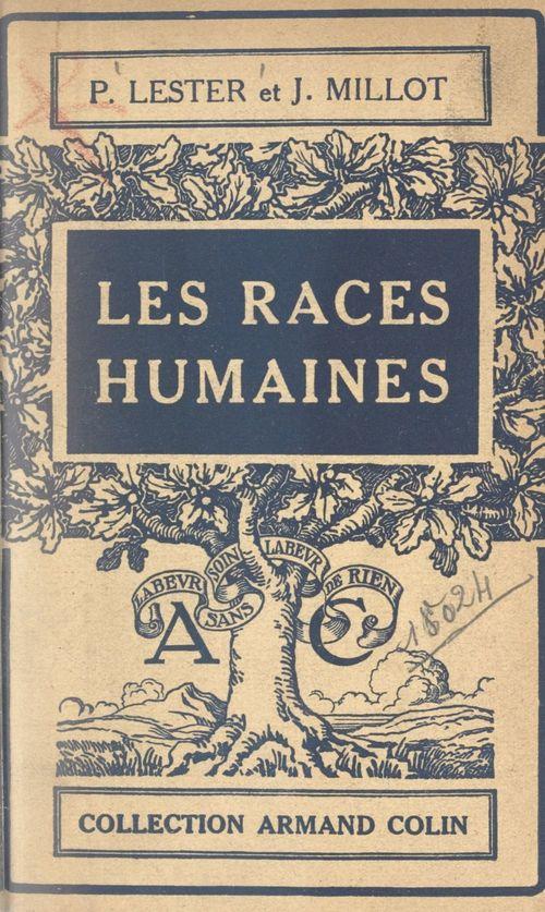 Les races humaines