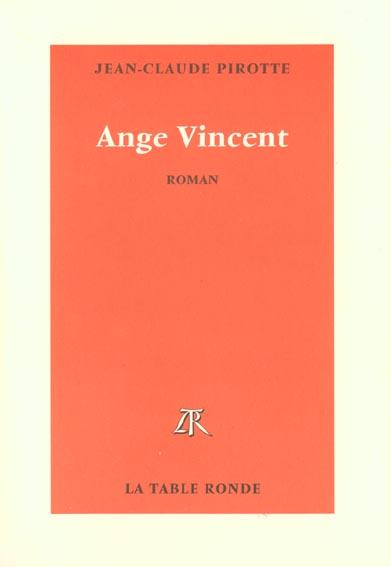 Les Ecrits Posthumes D'Ange Vincent