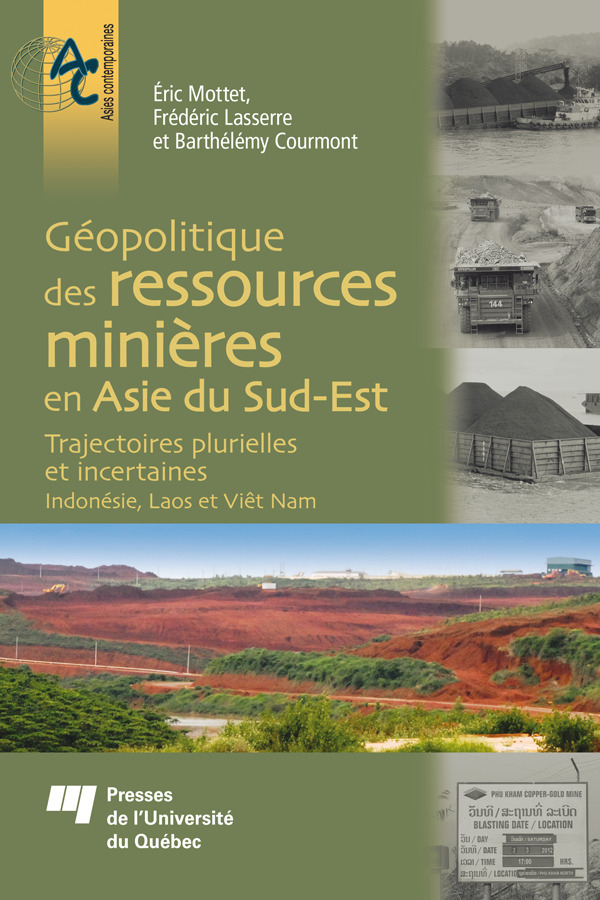 Geopolitique des ressources minieres en asie du sud est