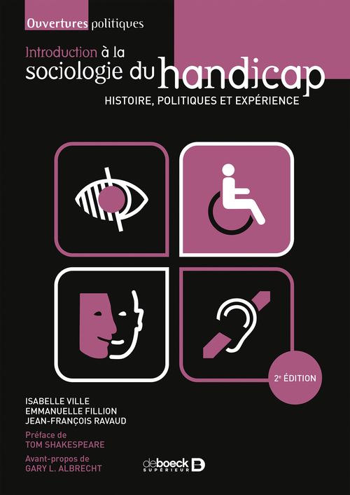 Introduction à la sociologie du handicap