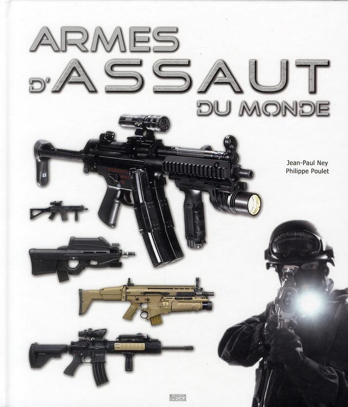 Armes d'assaut du monde