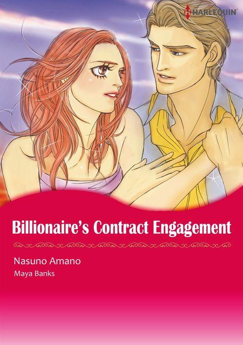 Vente EBooks : Harlequin Comics: Billionaire's Contract Engagement